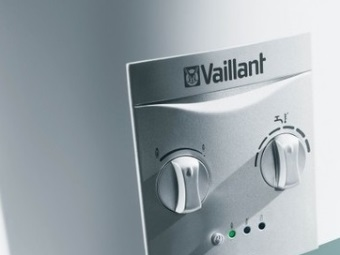 Газовая колонка Valliant