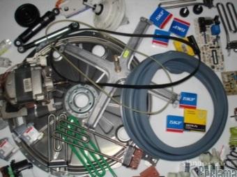 детали к стиральным машинам