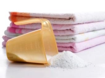 необходимое количество стирального порошка
