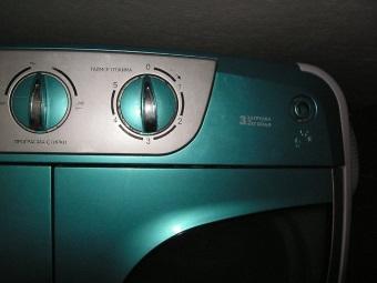 панель управления машины-полуавтомат