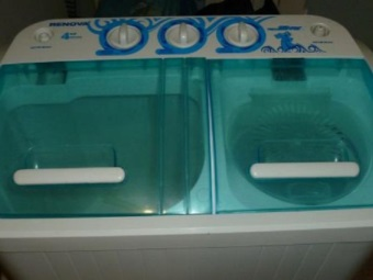 эксплуатация стиральной машины-полуавтомат