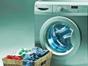 полноразмерная стиральная машина
