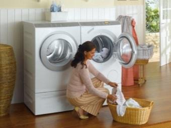 эксплуатация стиральной машины