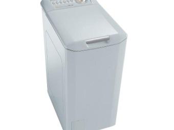 узкая стиральная машина с вертикальной загрузкой