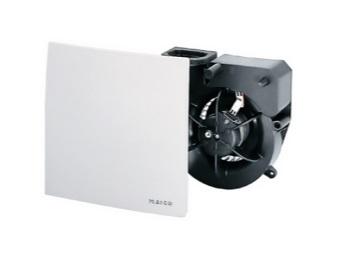 Центробежный вентилятор для ванной с датчиком влажности