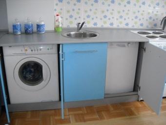 правильно подобранные размеры стиральной машины