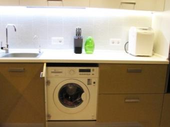 встроенная стиральная машина автомат