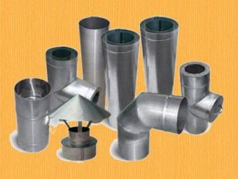 Вытяжные трубы для газовой колонки