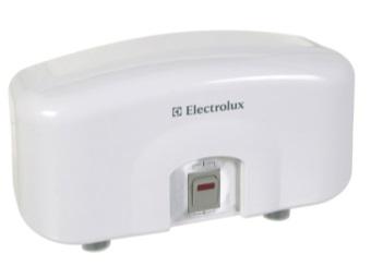 Водонагреватель проточного типа Electrolux