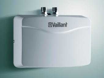 Водонагреватель проточного типа Vaillant