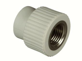 Полипропиленовая муфта для монтажа водонагревателя