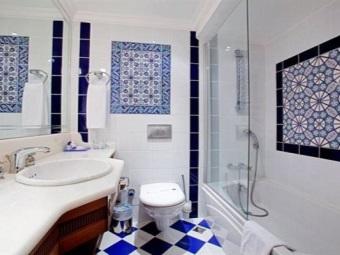 Интересные идеи для ванной комнаты фото