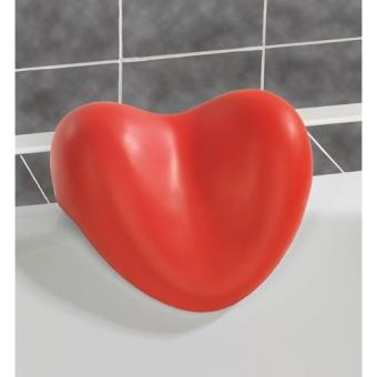 Подушка для ванны в форме сердца