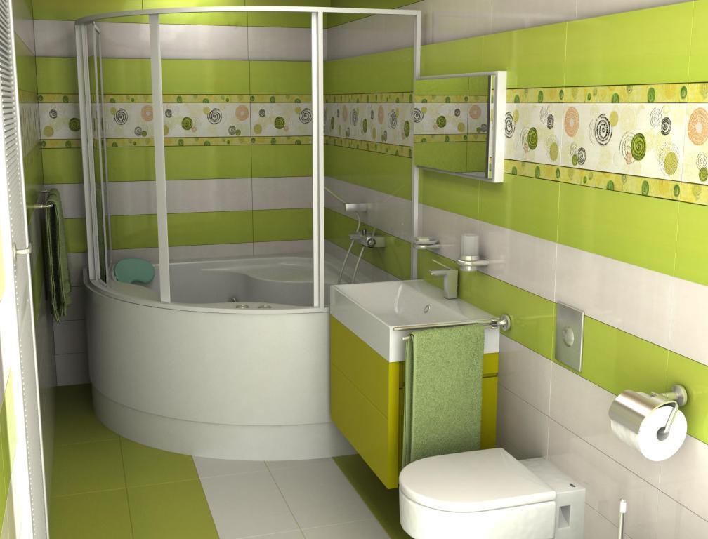 Ванная комната дизайн мозаика
