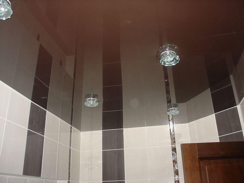 Монтаж панелей пвх своими руками потолок