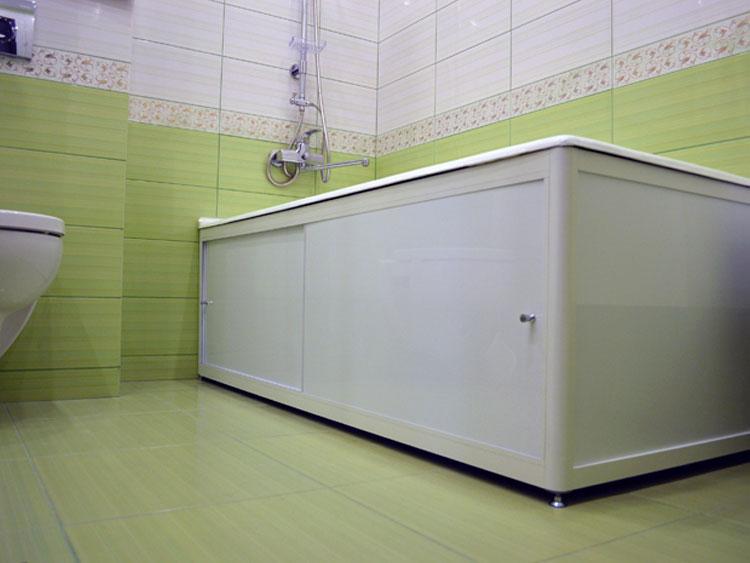Как сделать потолок в ванне своими руками