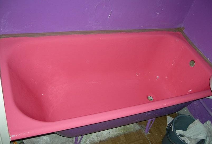 Наливная ванна своими руками: реставрация и восстановление ванны жидким акрилом, акриловые вкладыши
