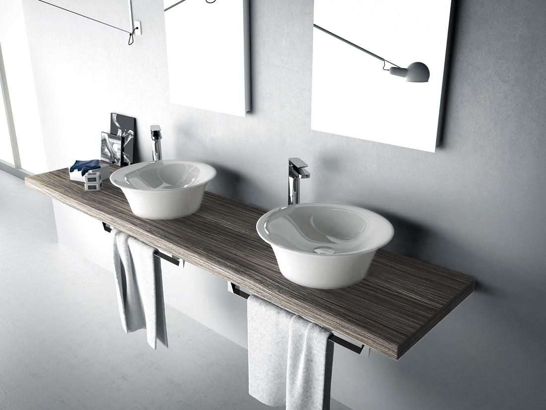 Заказать дизайн проект ванной комнаты Фото Дизайн просторных ванных комнат