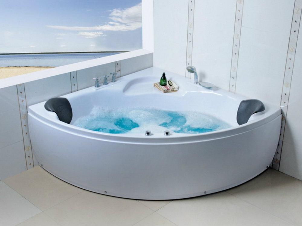 Установка ванны с гидромассажем и джакузи своими руками