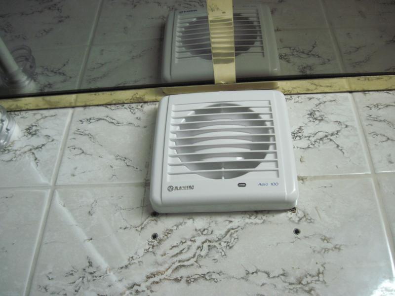 Вентиляция в ванной своими руками фото