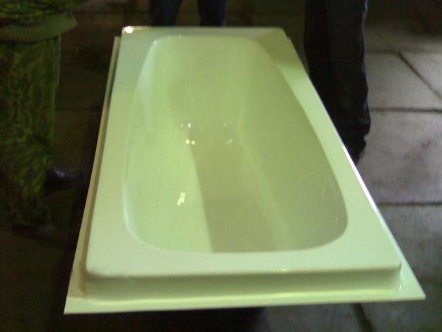 Акриловый вкладыш для ванной