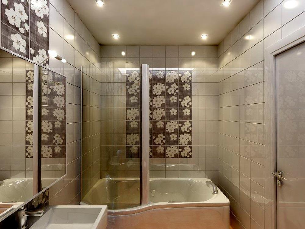 Как дешево сделать ремонт в ванной фото 630