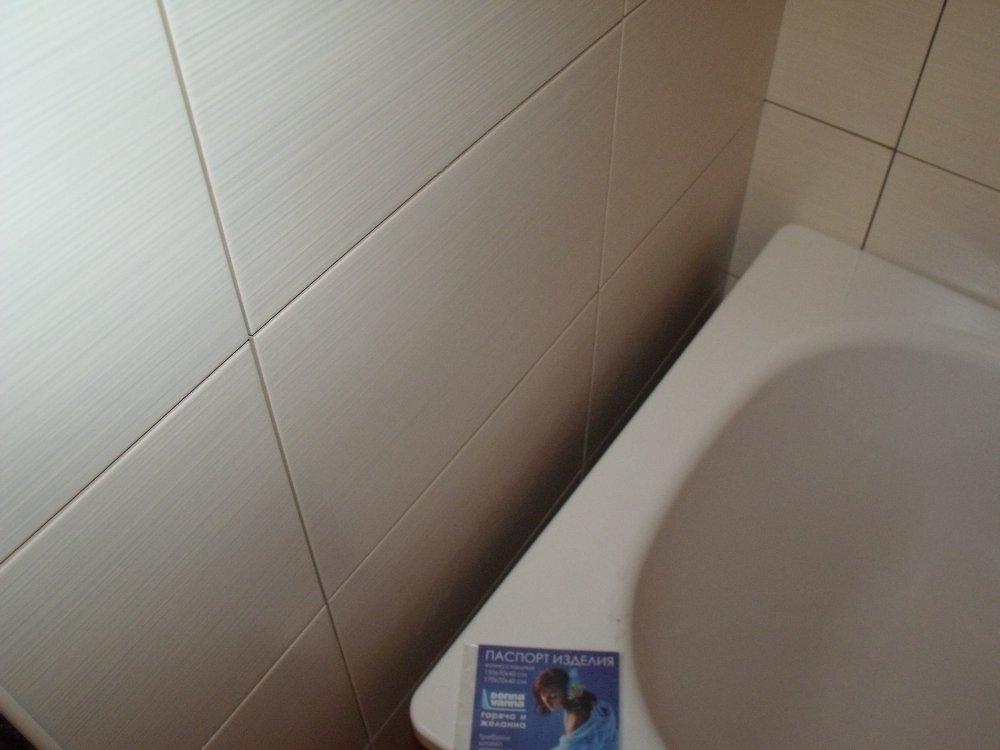 Как устранить зазоры между ванной и стенкой пошаговая инструкция