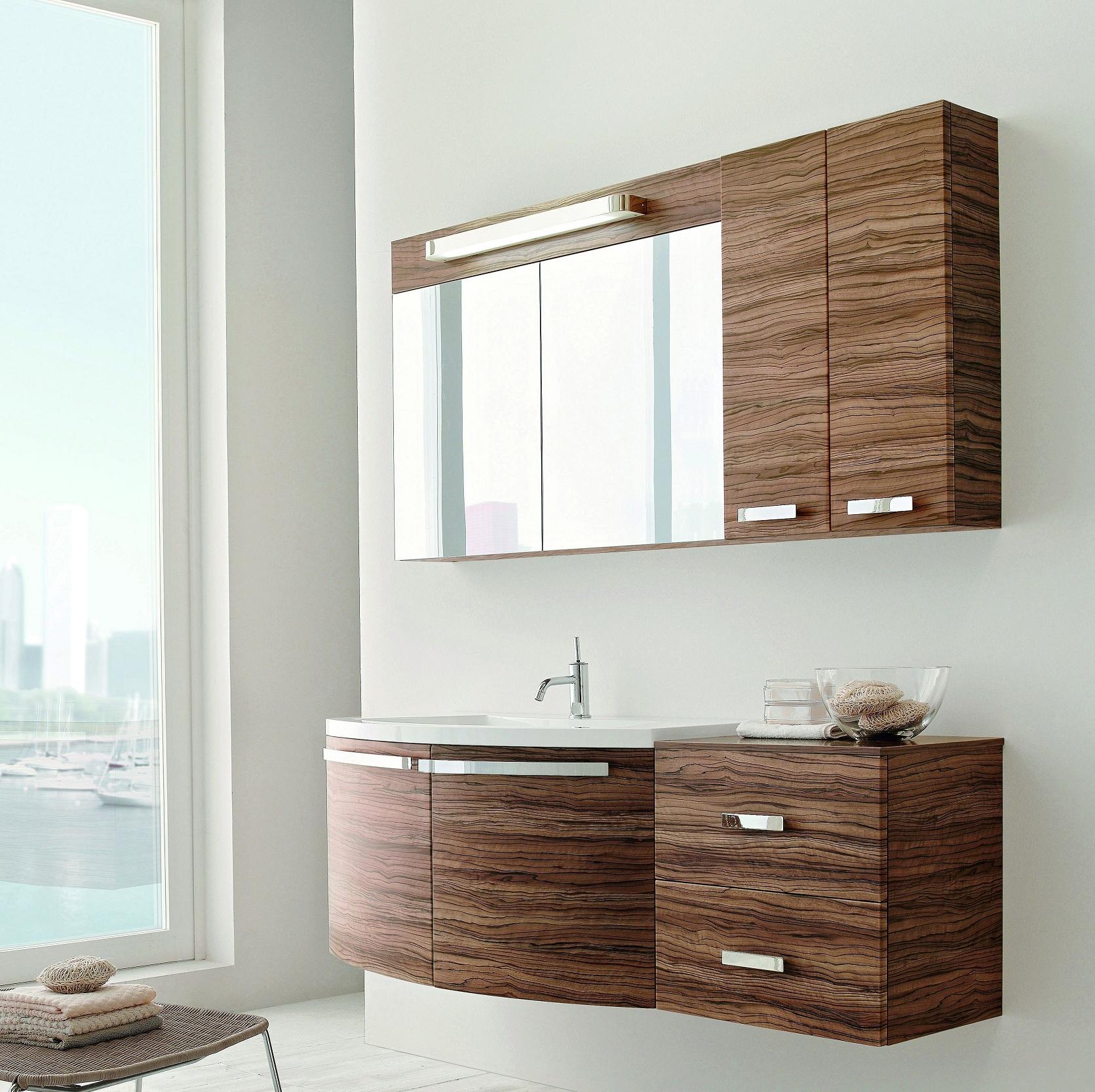 как выбрать мебель для ванной комнаты виды материалы стиль и цвета