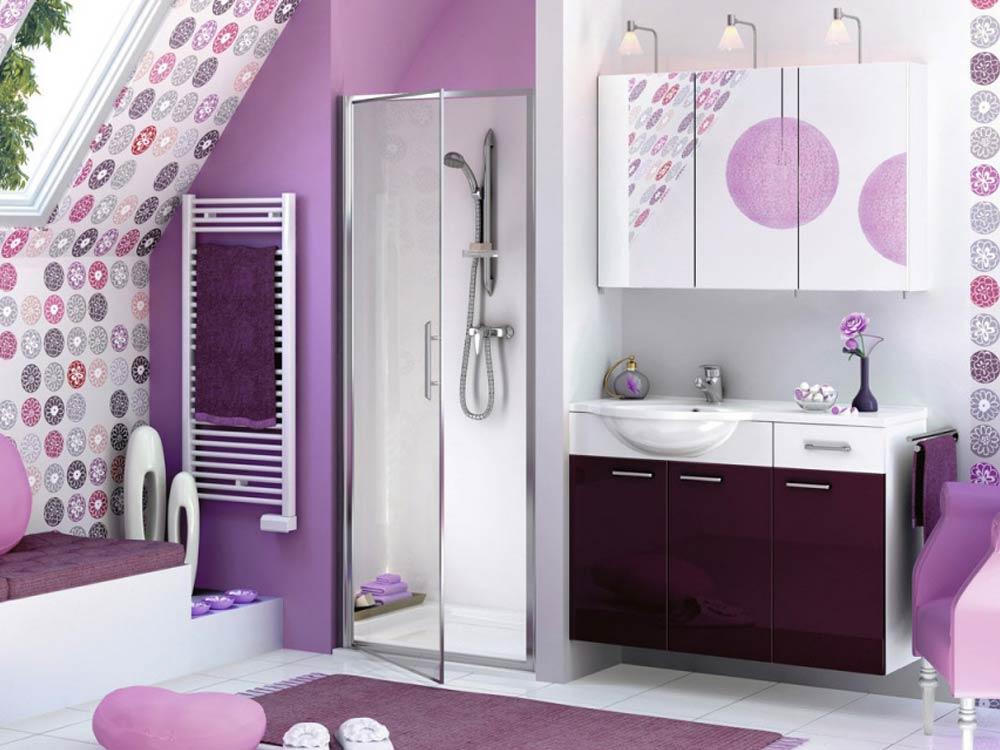 Ванная мебель сиреневая хемнэс мебель для ванной