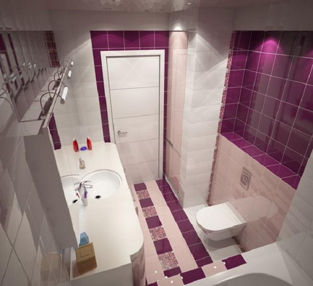Ванная комната дизайн своими руками