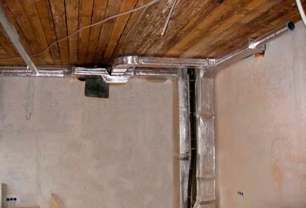 Как сделать вытяжную вентиляцию в квартире своими руками - Rusakov.ru