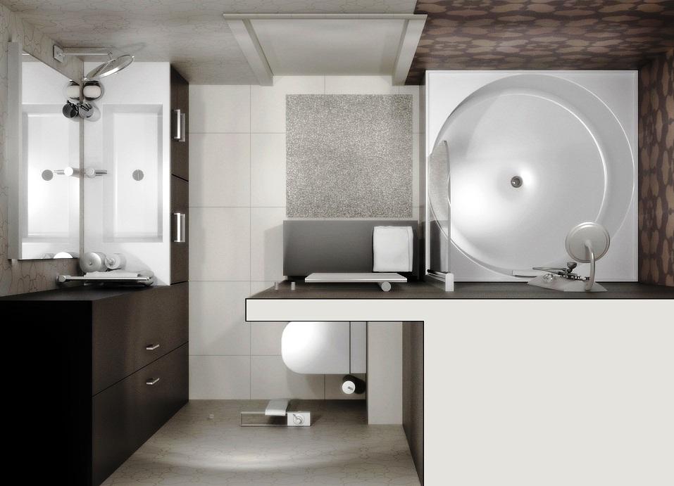 Фото планировка и дизайн ванной комнаты фото