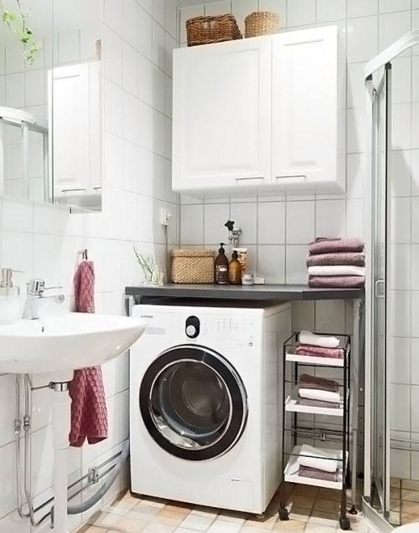 дизайн ванной в хрущевке со стиральной машиной советы от профессионалов