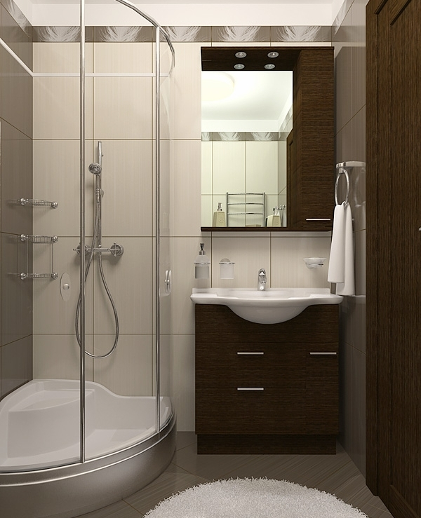Ванная комната дизайн 2 кв м