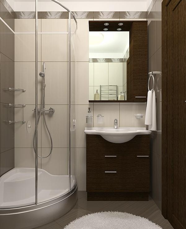 Ванная 2 кв.м. дизайн