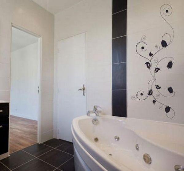 Как в ванной сделать себе куни одной
