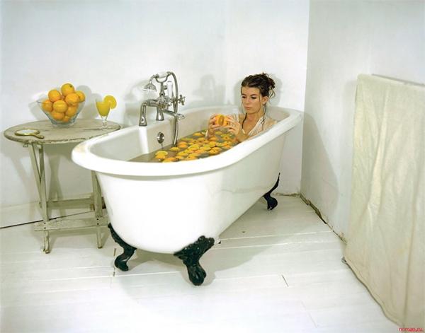 Картинки по запросу апельсиновая ванна