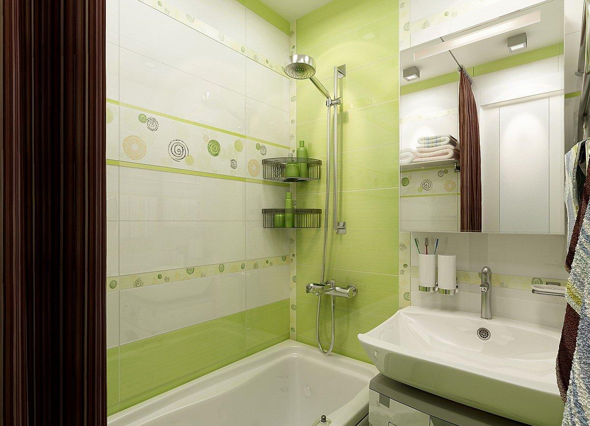4 цвета которые подойдут для маленькой ванной комнаты