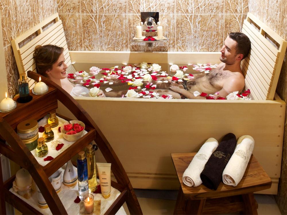 Ласки для двоих в ванной смотреть онлайн фотоография