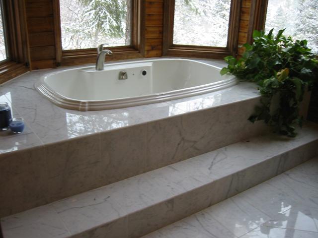 встраиваемая ванна фото