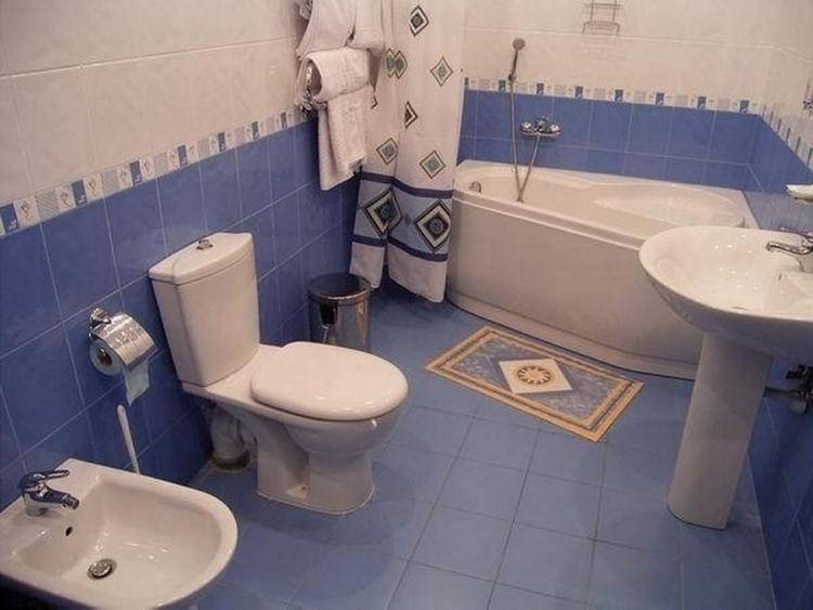 Заказать ремонт ванной комнаты в Москве под ключ: цена