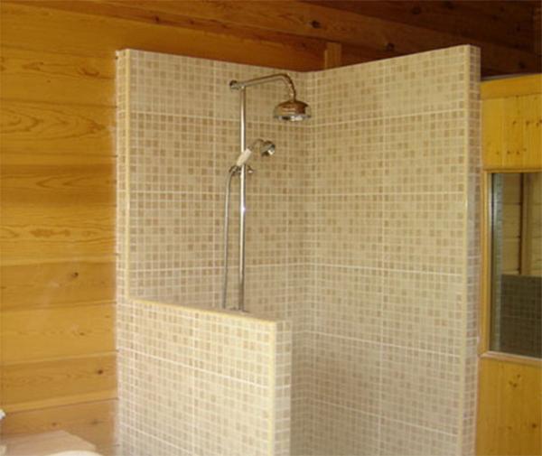 Как сделать душ дома своими руками