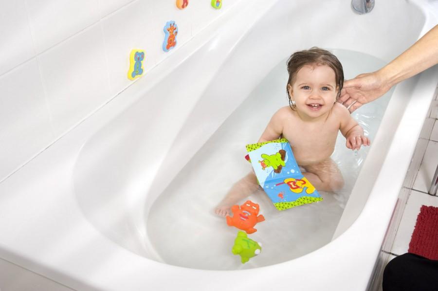 что придумать в ванне под бельё фото
