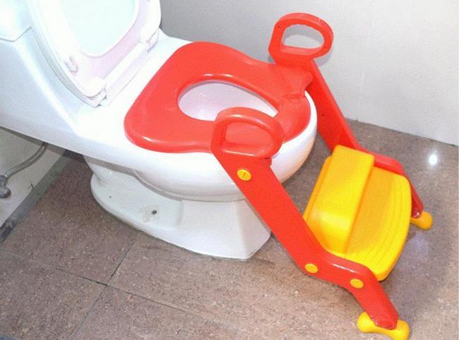 Детские сидения на унитаз со ступенькой купить купить унитаз для строителей киев