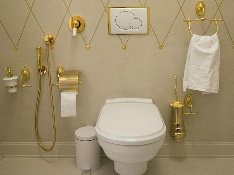 Как сделать гигиенический душ 279