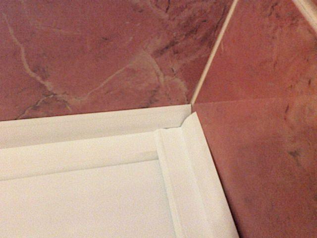 Как сделать уголки на ванне фото 385
