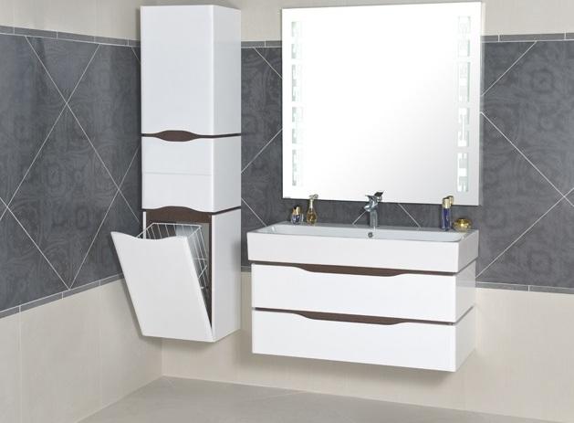 Шкаф подвесной в ванную комнату своими руками
