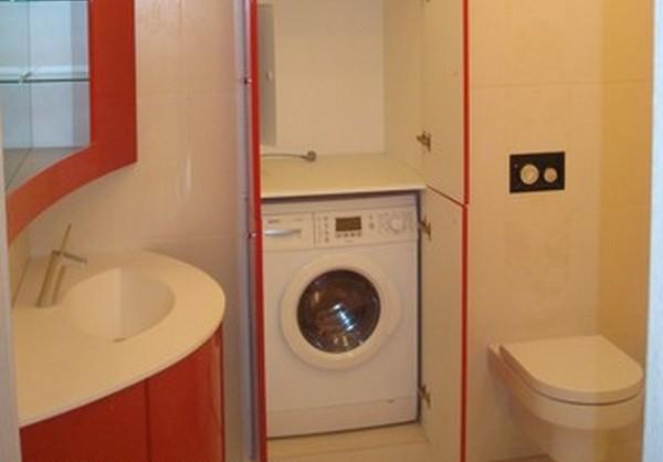 Шкаф под стиральную машинку своими руками 65