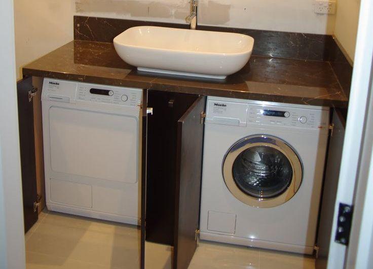 Шкаф под стиральную машинку своими руками 58