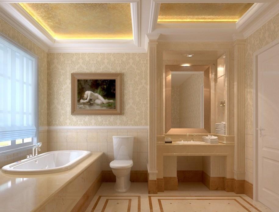 Ванная комната в древнегреческом ванные комнаты 2013